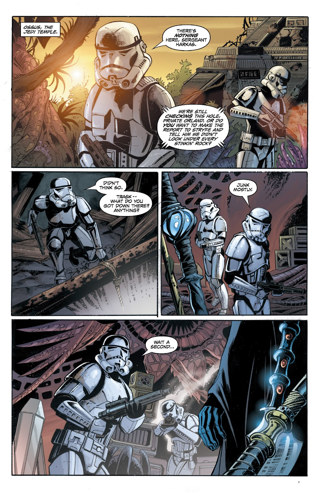 Read online Star Wars Legends: Legacy - Epic Collection comic -  Issue # TPB 1 (Part 5) - 12