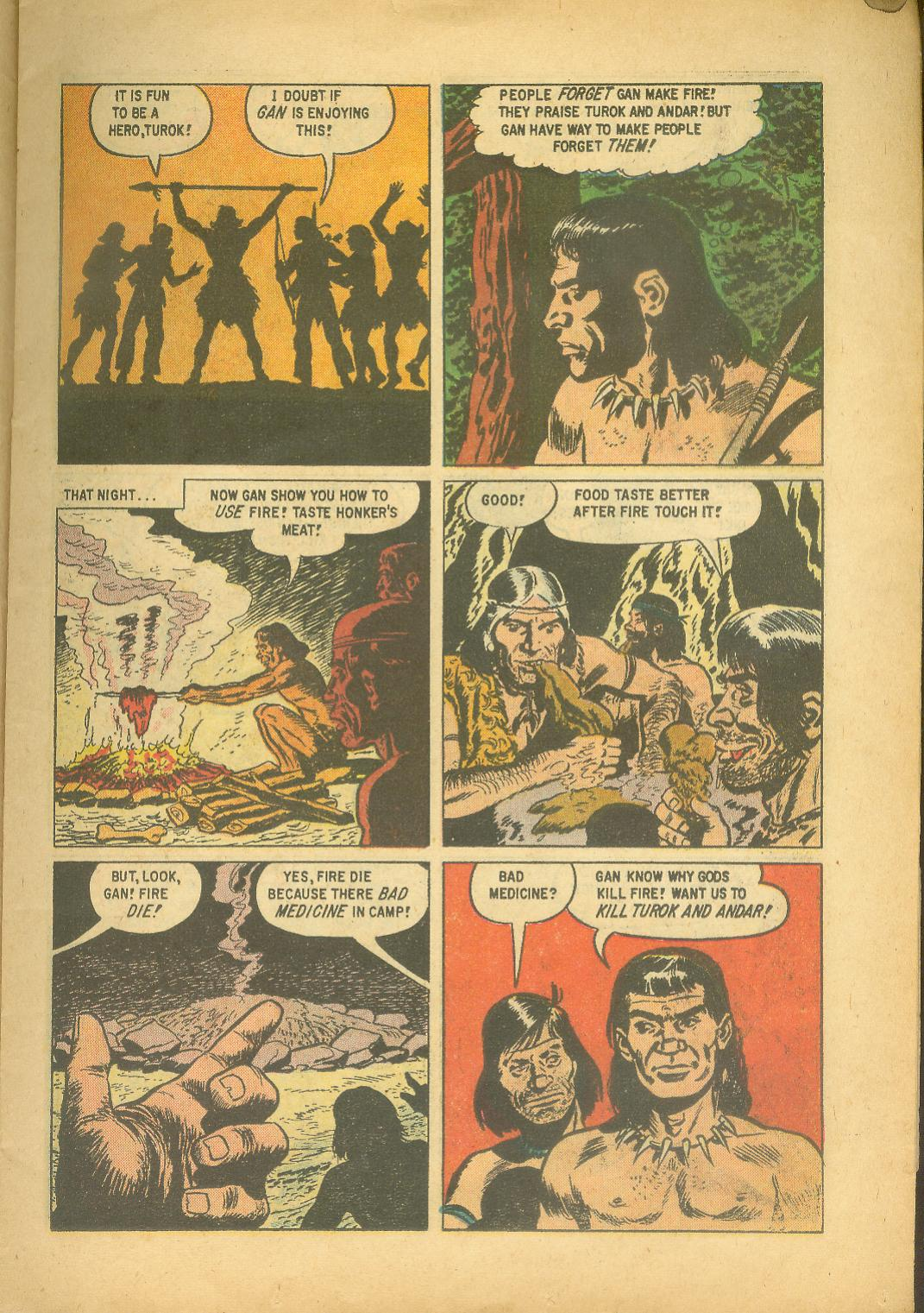 Read online Turok, Son of Stone comic -  Issue #18 - 11