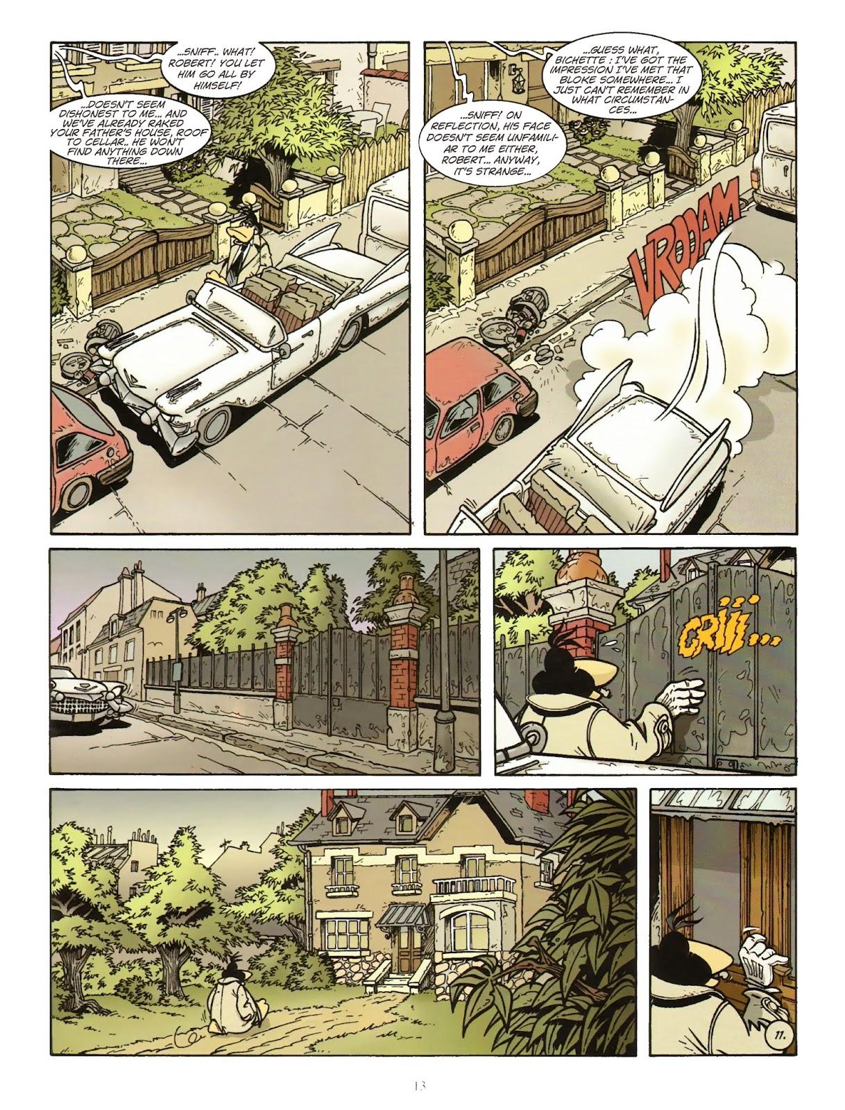 Une enquête de l'inspecteur Canardo issue 11 - Page 14