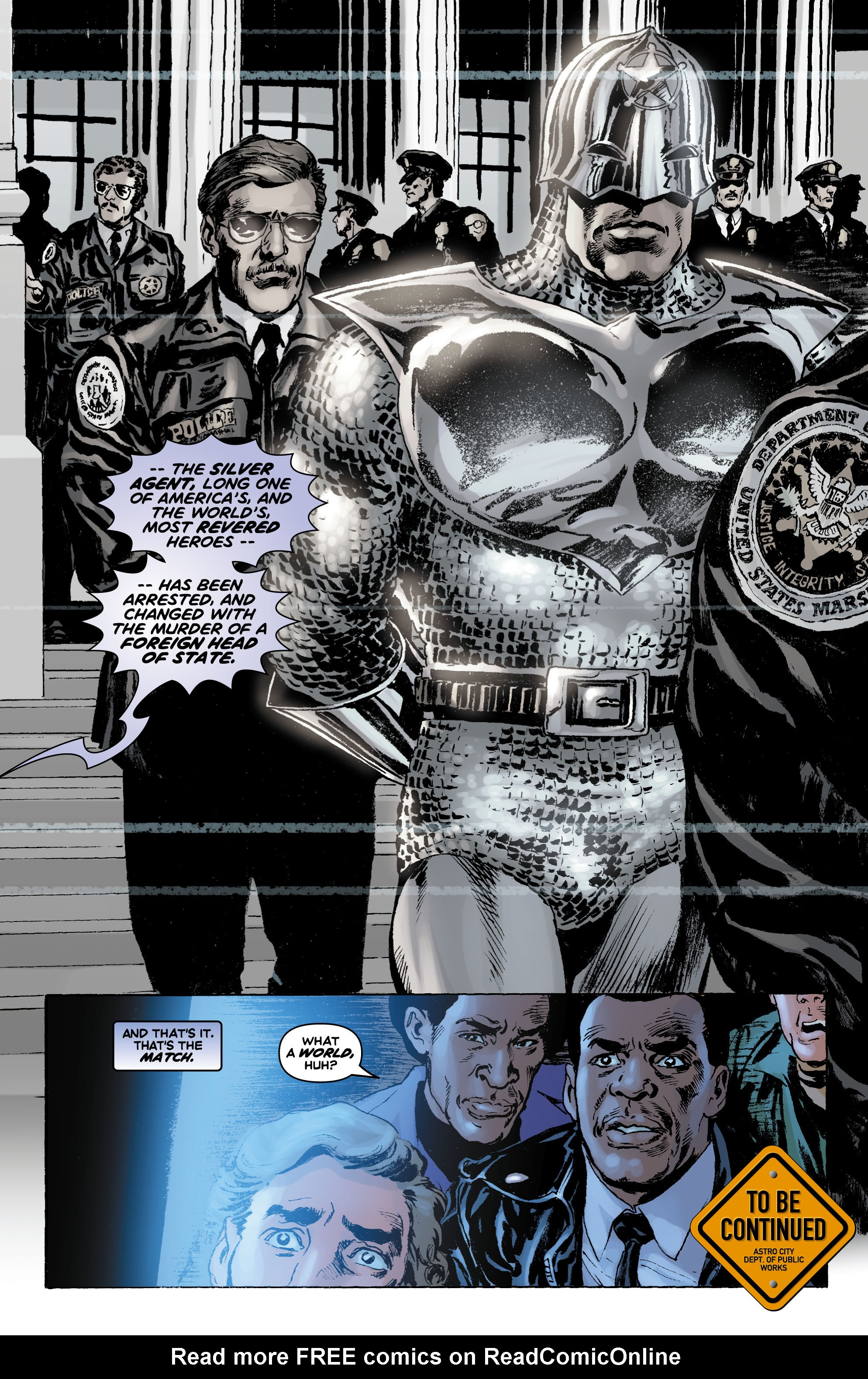 Read online Astro City: Dark Age/Book One comic -  Issue #1 - 24