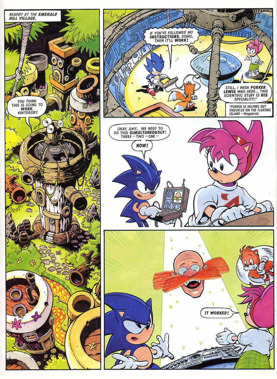 Read online Sonic the Comic comic -  Issue #108 - 4