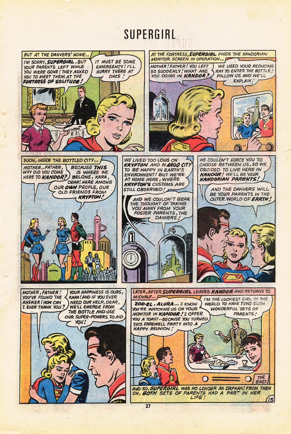 Read online Adventure Comics (1938) comic -  Issue #416 - 27