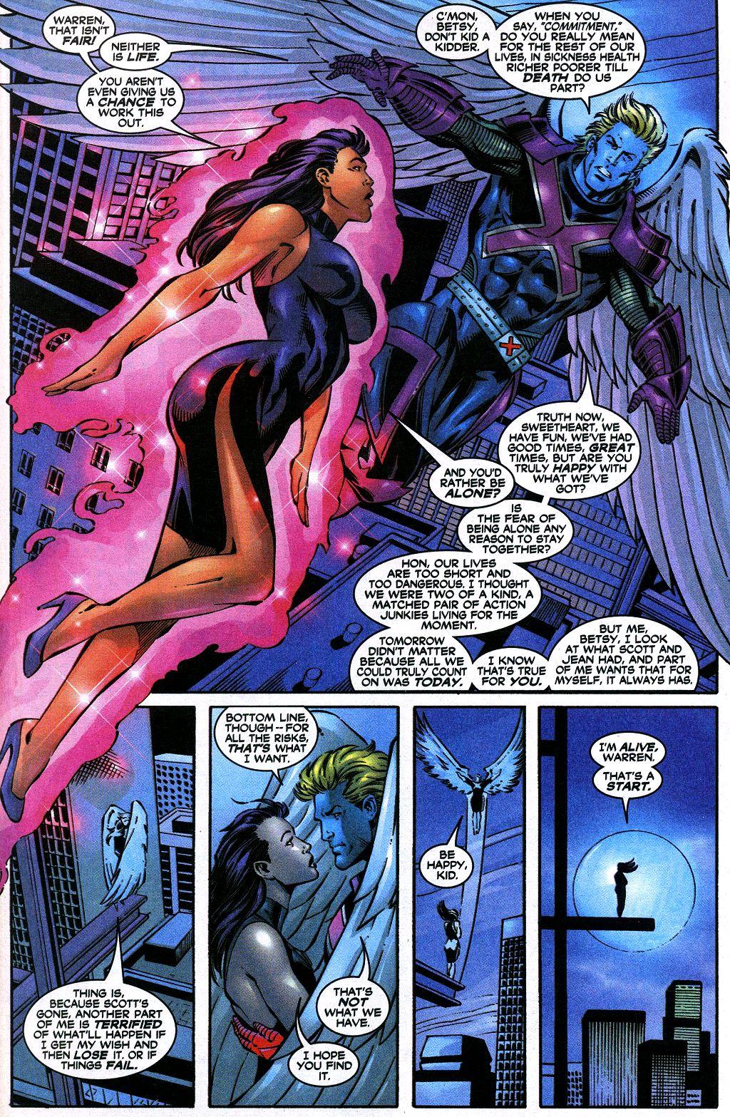 X-Men (1991) 109 Page 13
