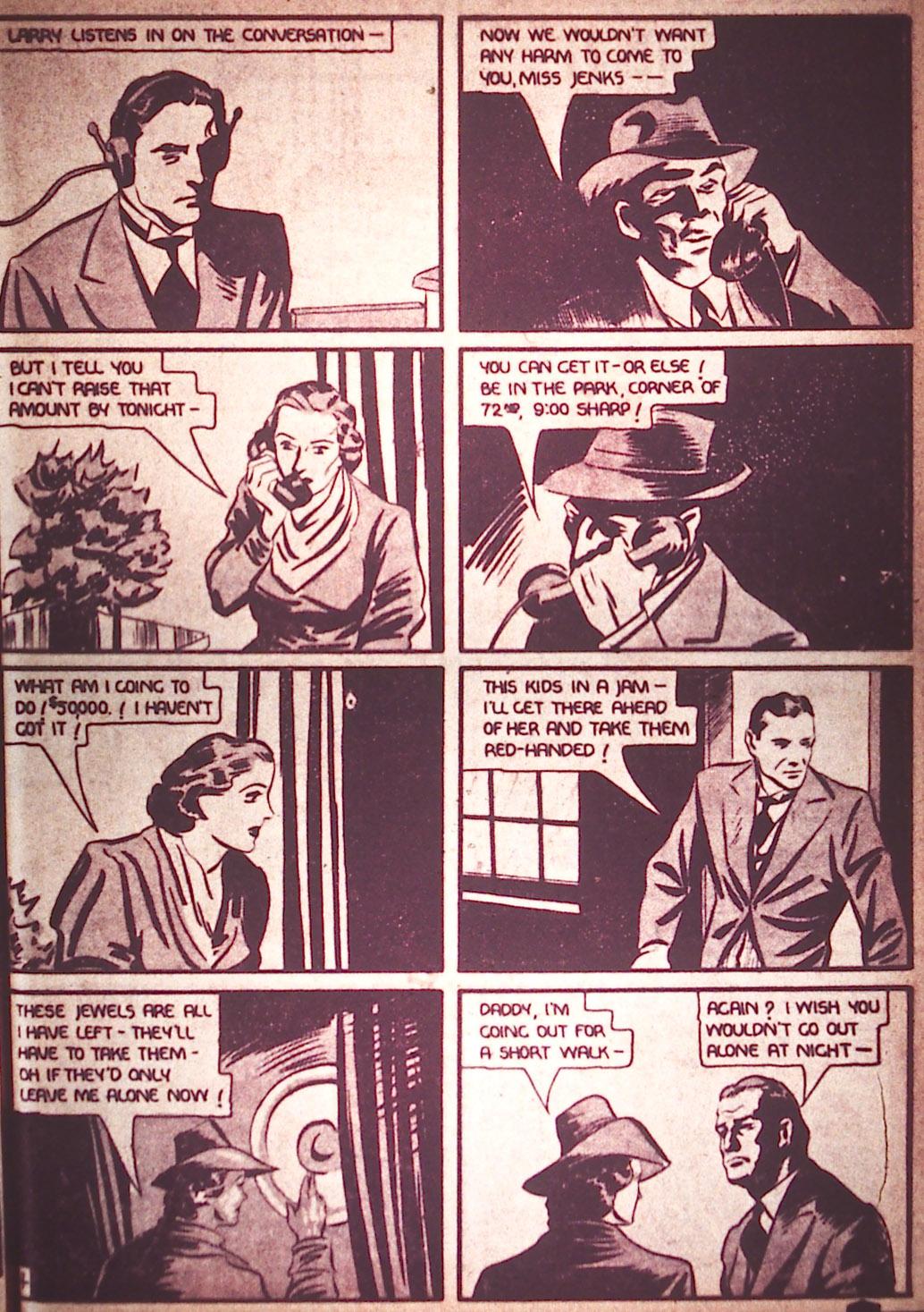 Read online Detective Comics (1937) comic -  Issue #12 - 19