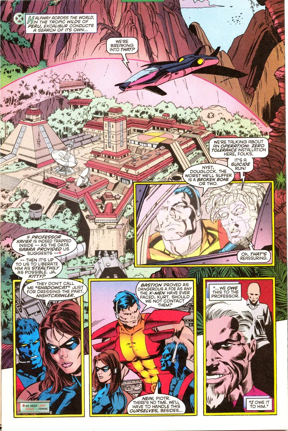Excalibur (1988) issue 122 - Page 5