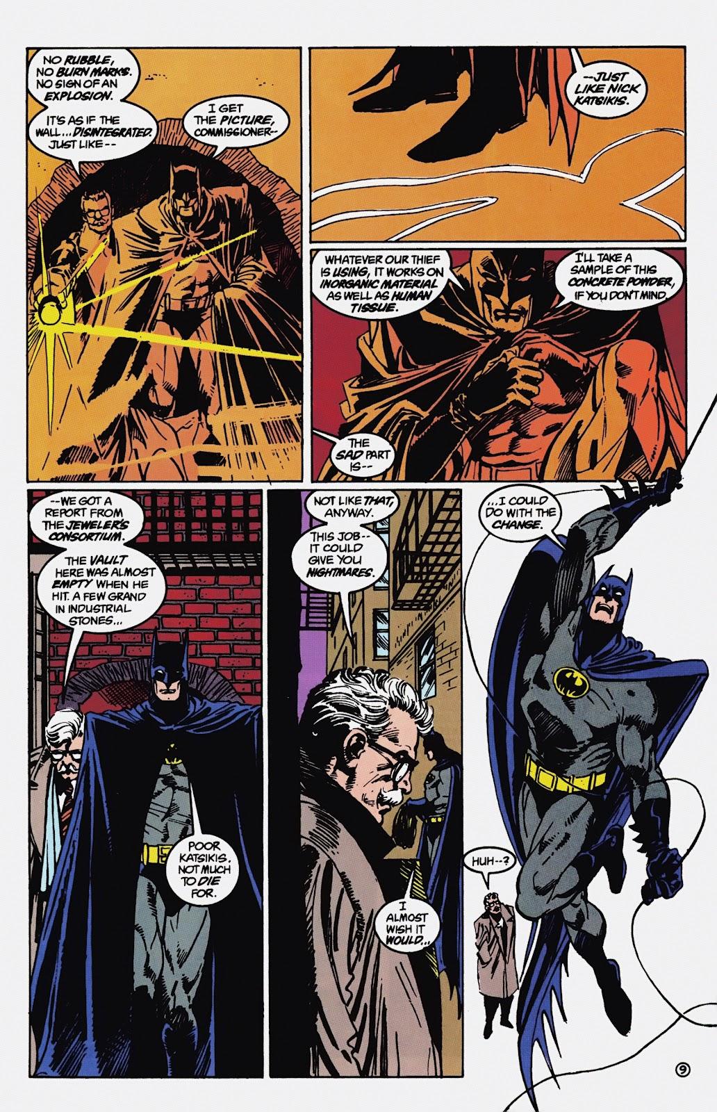 Read online Detective Comics (1937) comic -  Issue # _TPB Batman - Blind Justice (Part 1) - 14