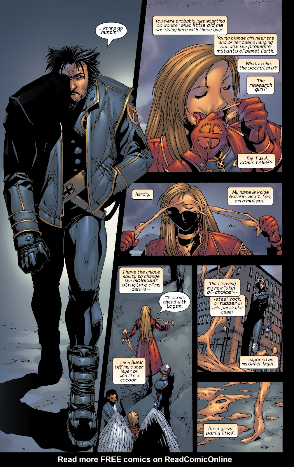 Read online X-Men: Unstoppable comic -  Issue # TPB (Part 3) - 12