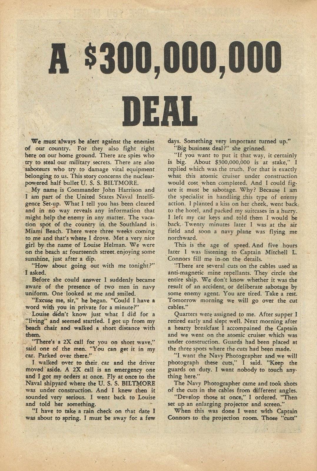 Read online Fightin' Navy comic -  Issue #97 - 18