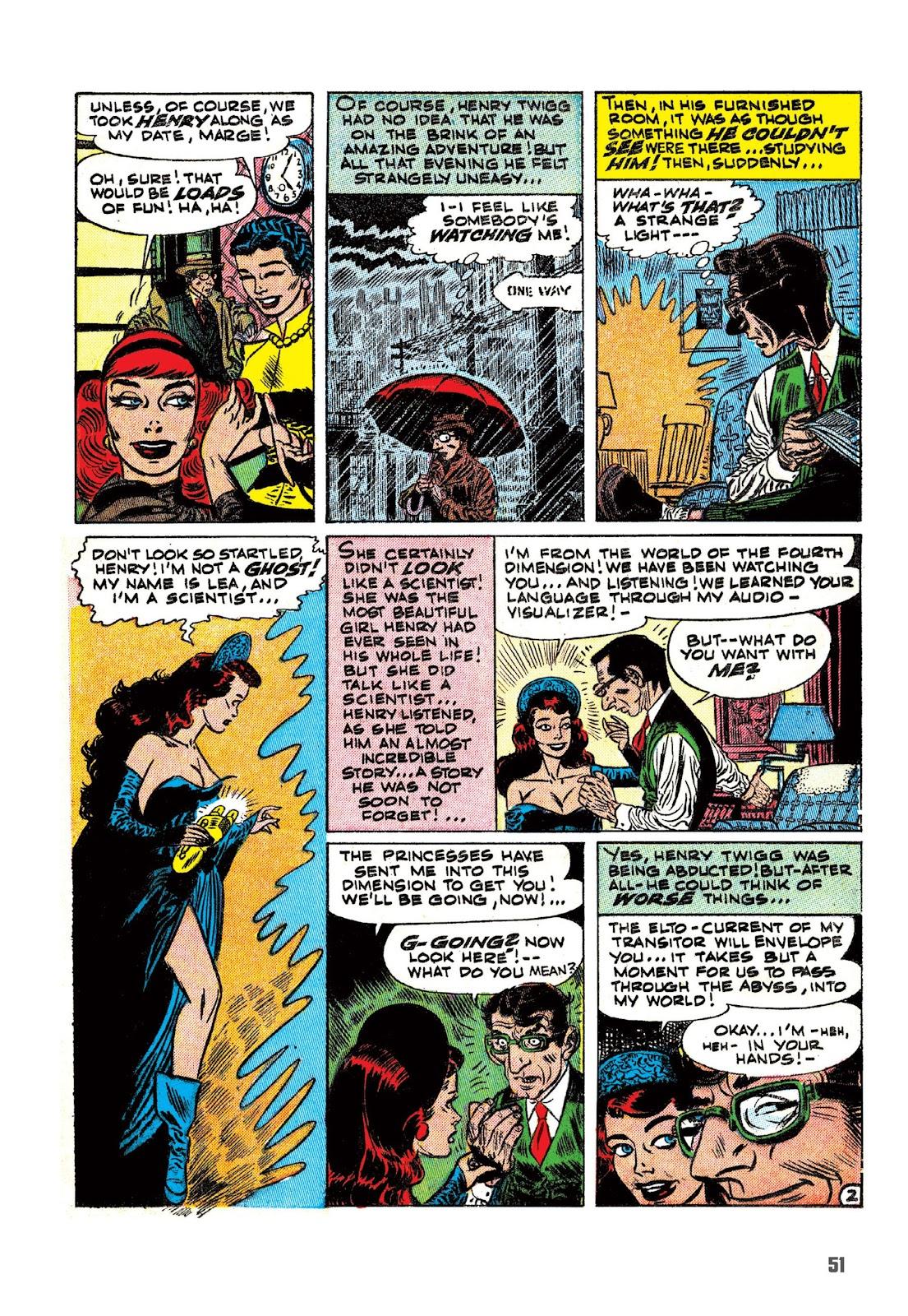 Read online The Joe Kubert Archives comic -  Issue # TPB (Part 1) - 62