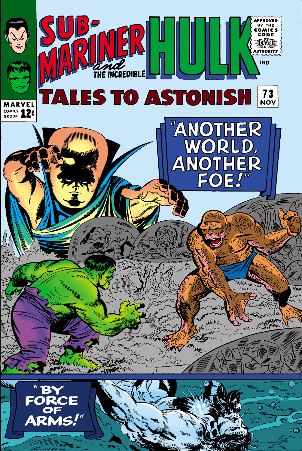 Tales to Astonish (1959) issue 73 - Page 1