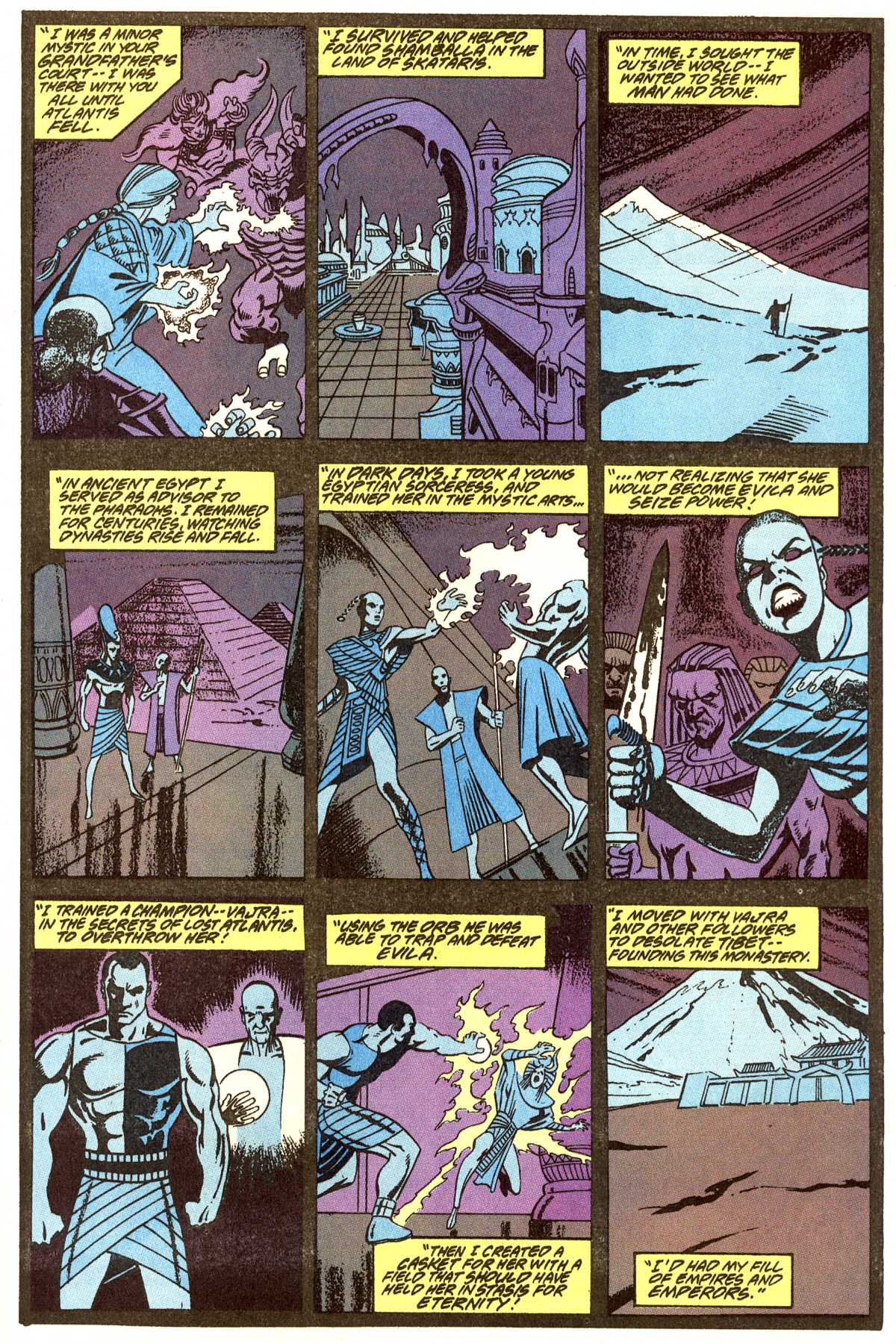 Read online Peter Cannon--Thunderbolt (1992) comic -  Issue #12 - 12