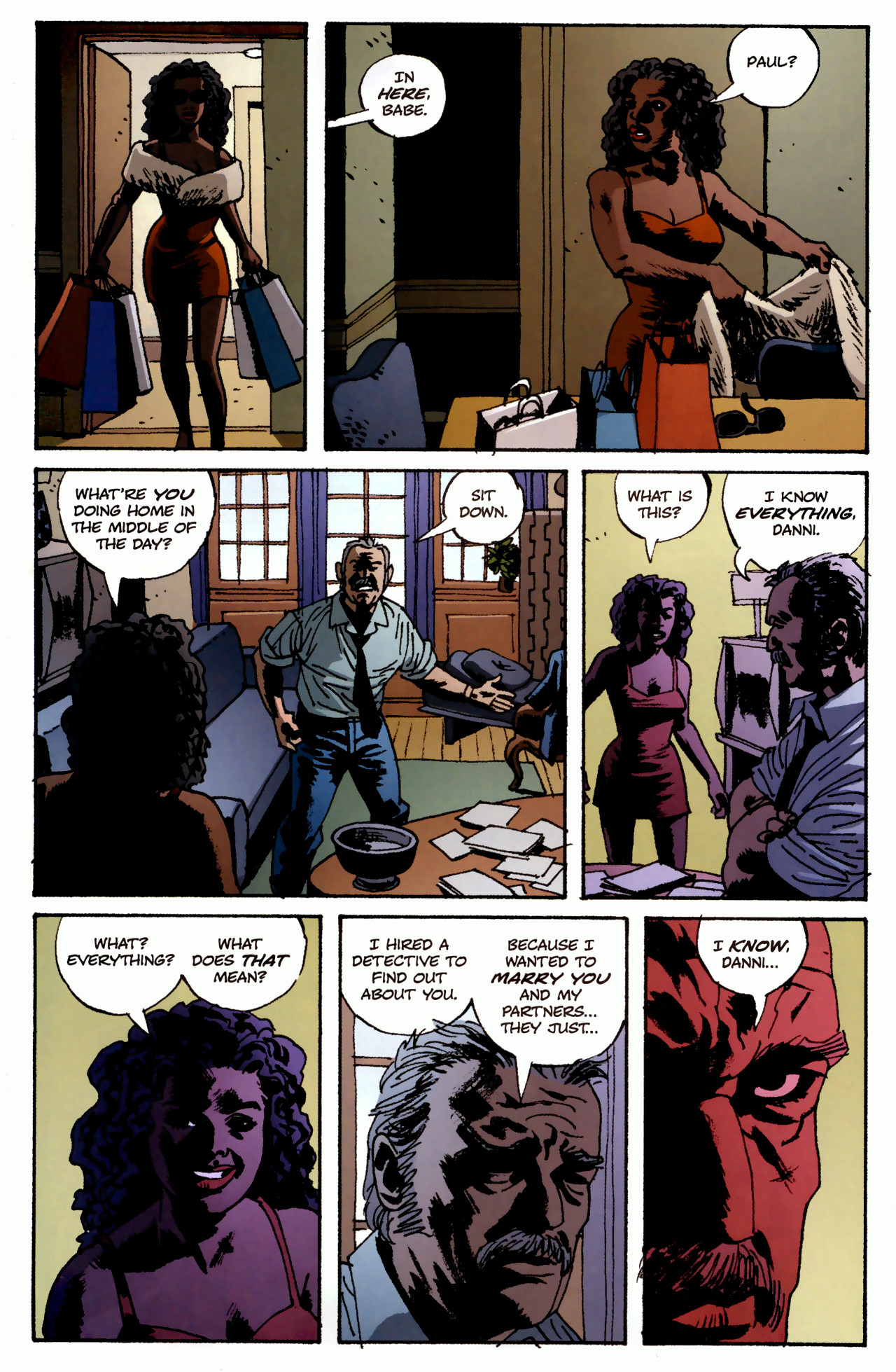 Read online Criminal (2008) comic -  Issue #3 - 23