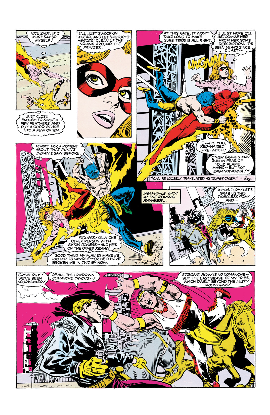 Read online All-Star Squadron comic -  Issue #55 - 4
