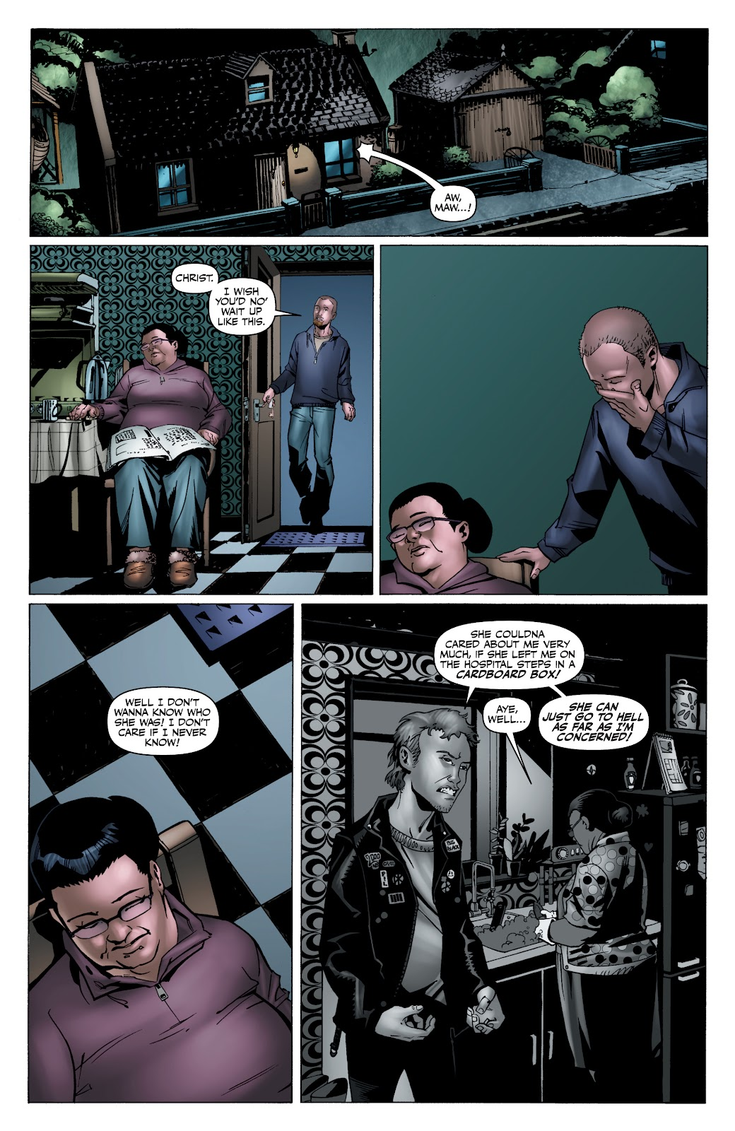 Read online The Boys Omnibus comic -  Issue # TPB 4 (Part 3) - 58