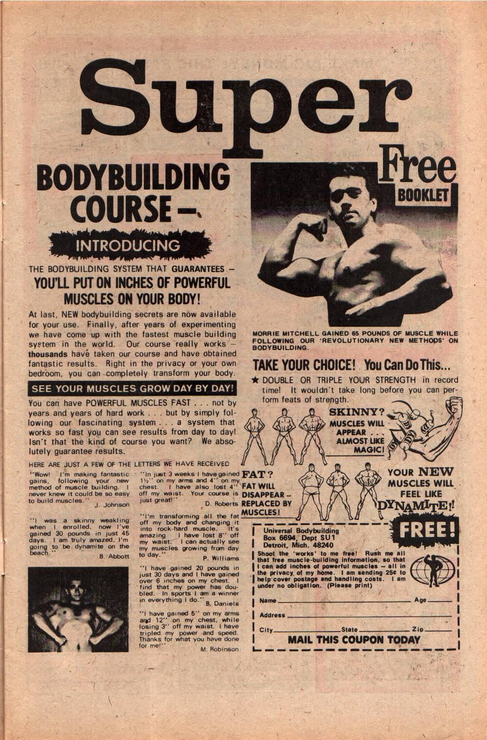 Read online Shazam! (1973) comic -  Issue #29 - 7
