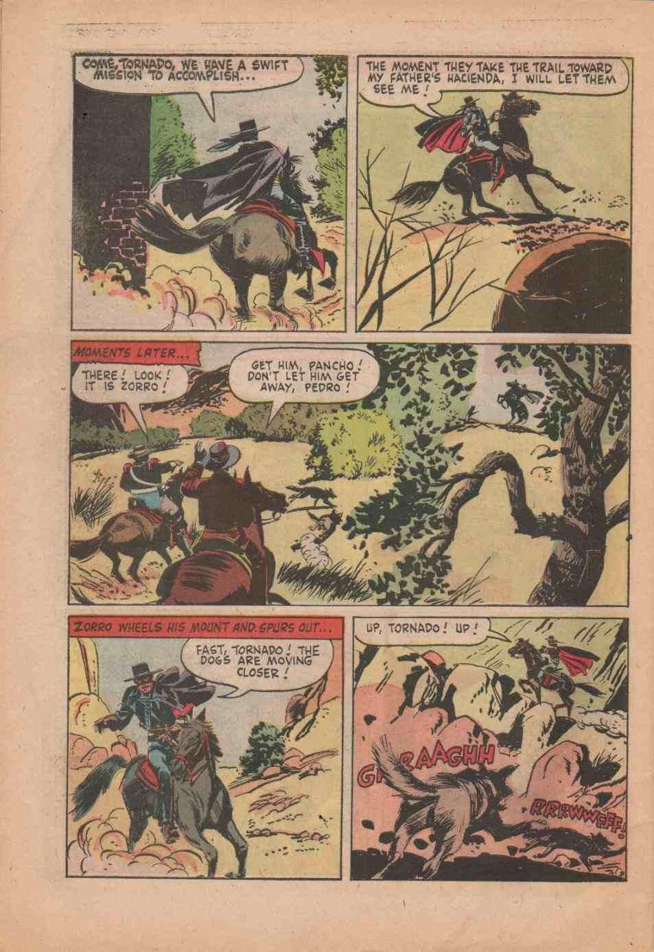 Zorro (1966) issue 6 - Page 30
