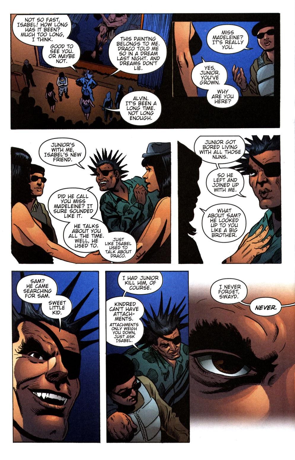 Read online Vampire the Masquerade comic -  Issue # Giovanni - 28
