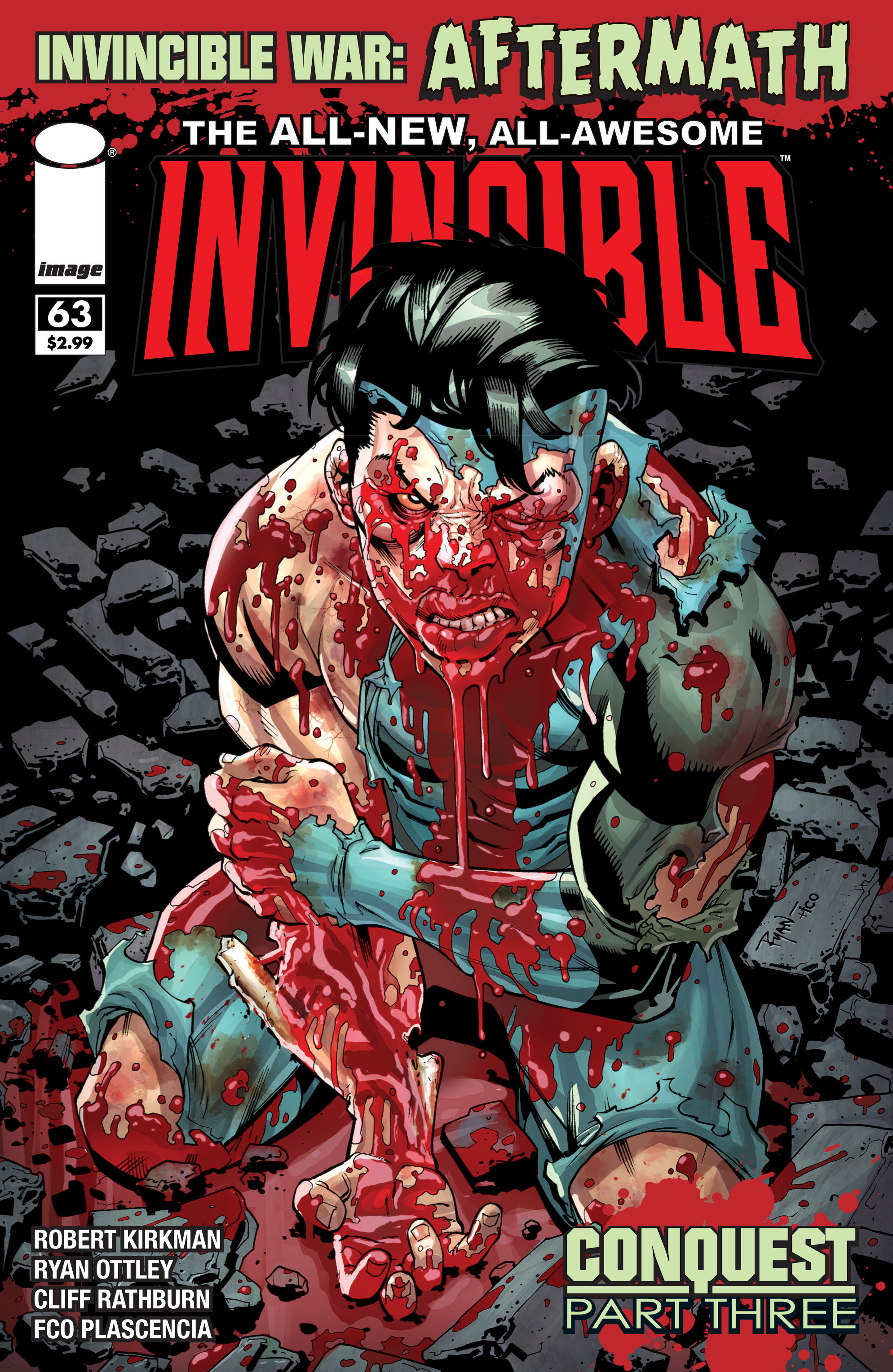 Invincible 63 Page 1