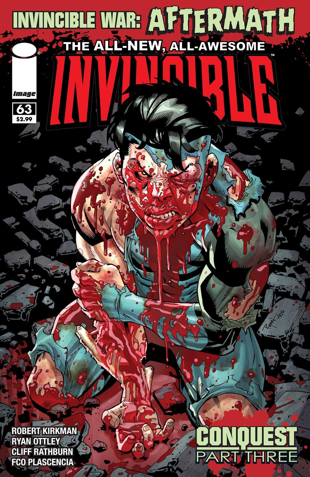 Invincible (2003) 63 Page 1
