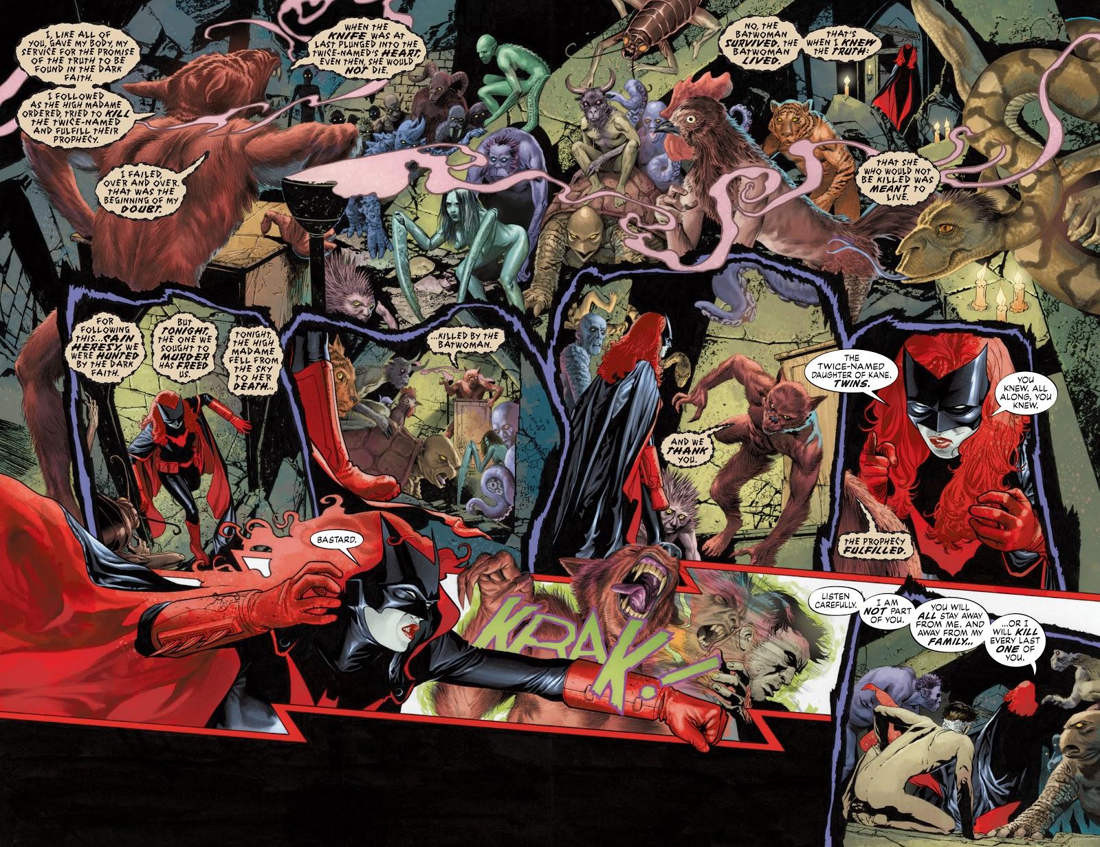 Read online Detective Comics (1937) comic -  Issue # _TPB Batwoman – Elegy (New Edition) (Part 2) - 9