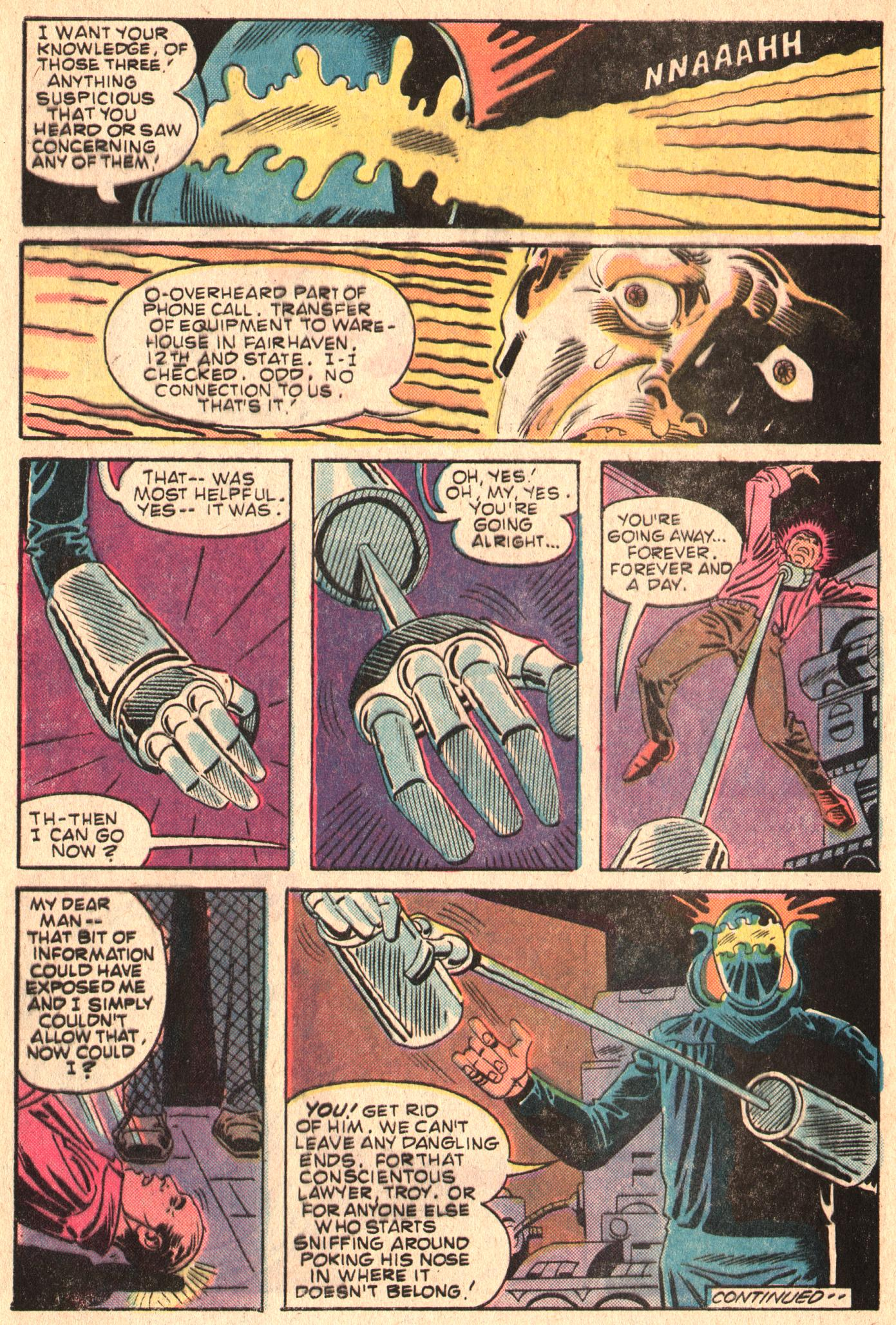 Read online The Fly (1983) comic -  Issue #5 - 8