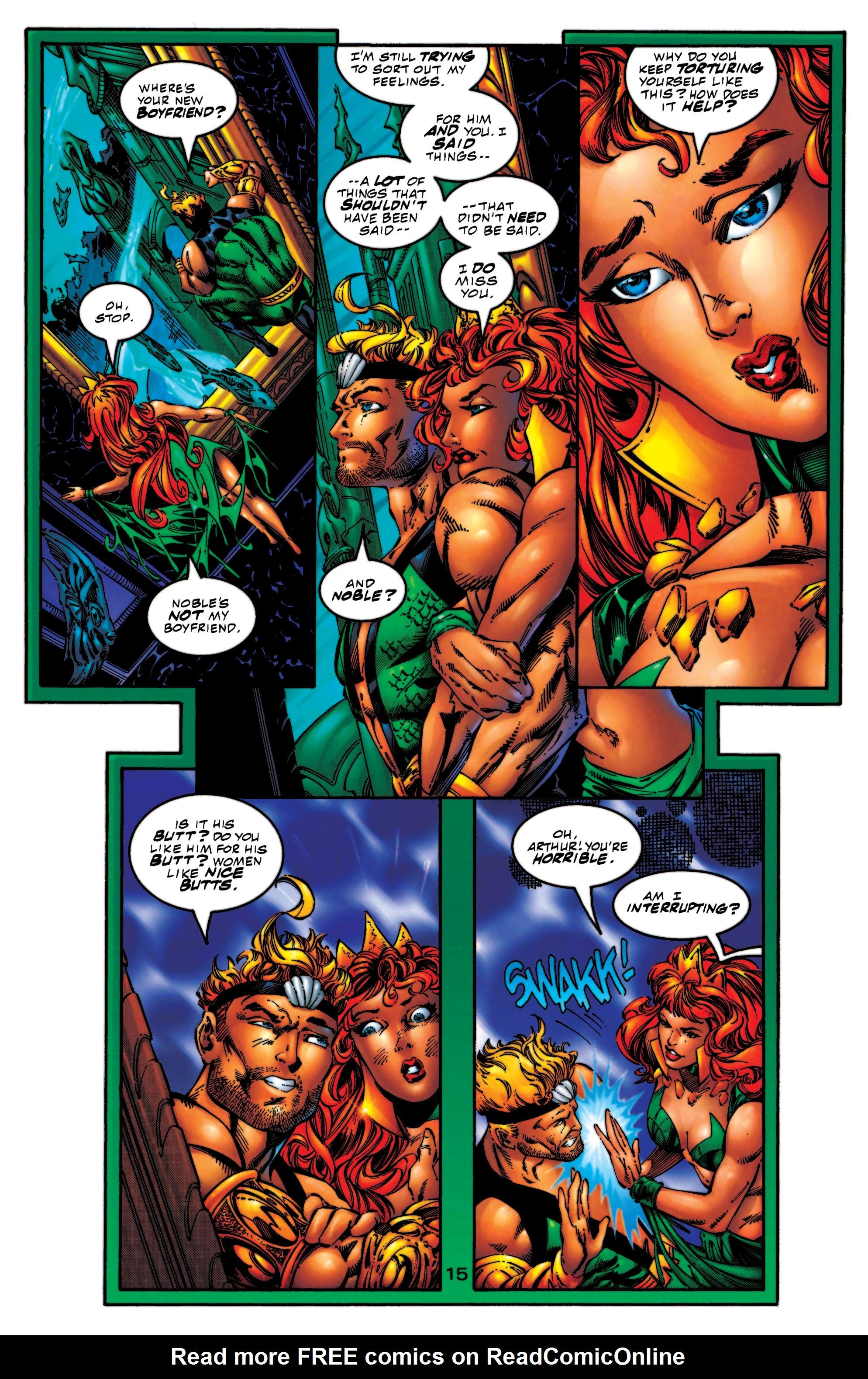Read online Aquaman (1994) comic -  Issue #56 - 15