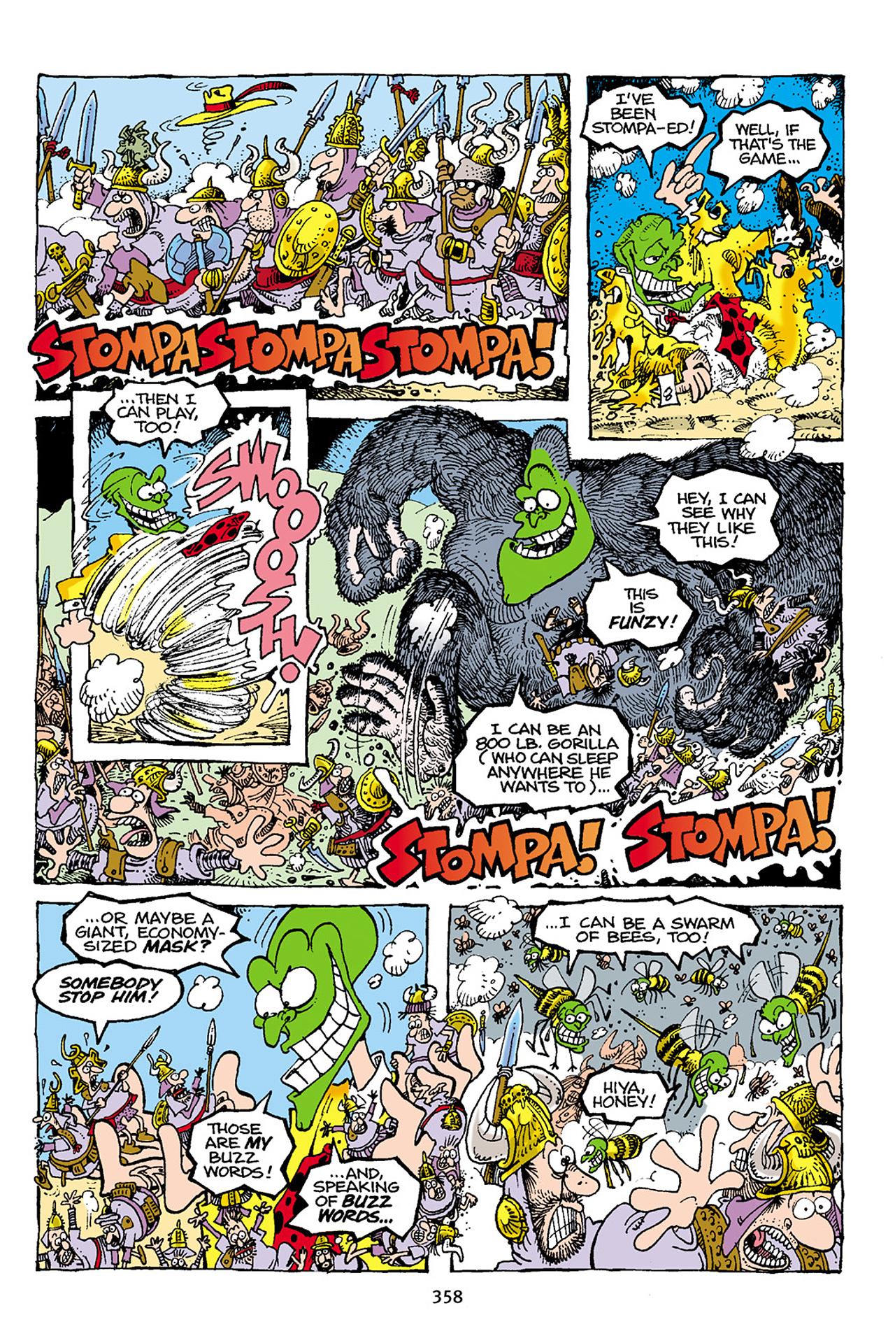 Read online Adventures Of The Mask Omnibus comic -  Issue #Adventures Of The Mask Omnibus Full - 357