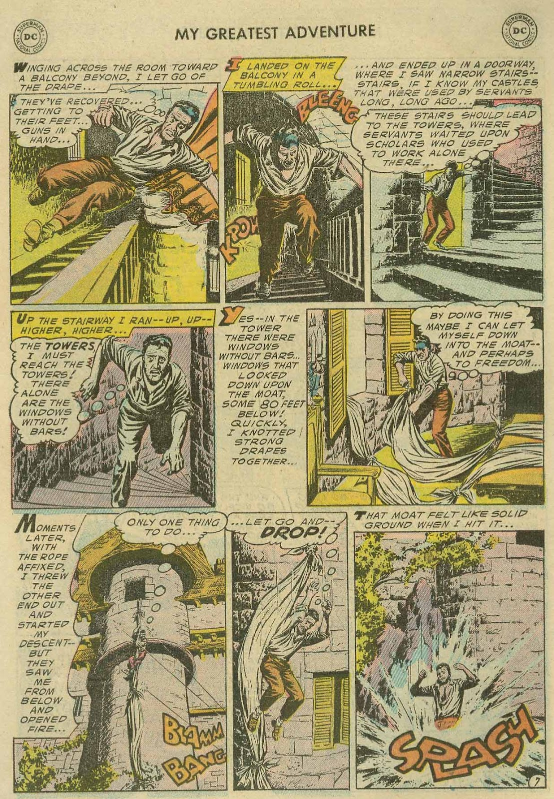 My Greatest Adventure (1955) issue 5 - Page 9