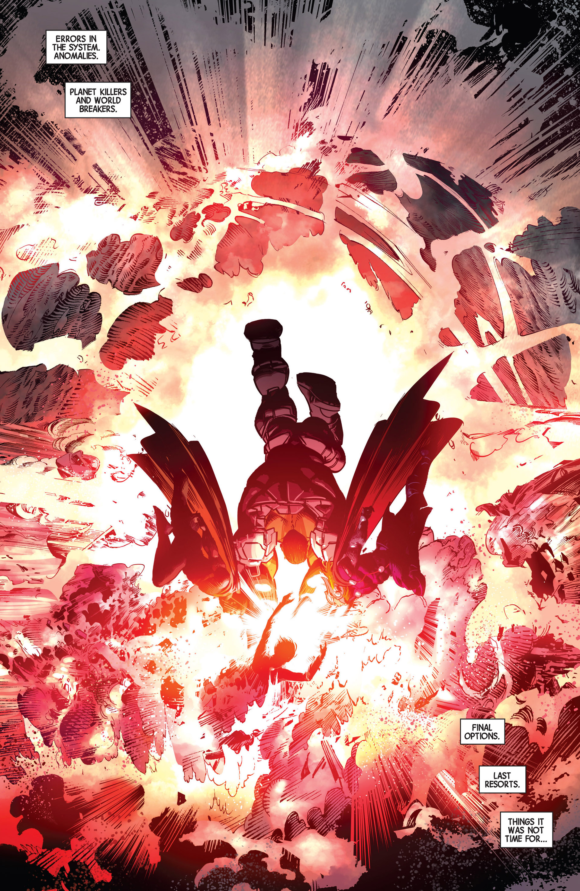 Read online Avengers (2013) comic -  Issue #9 - 22