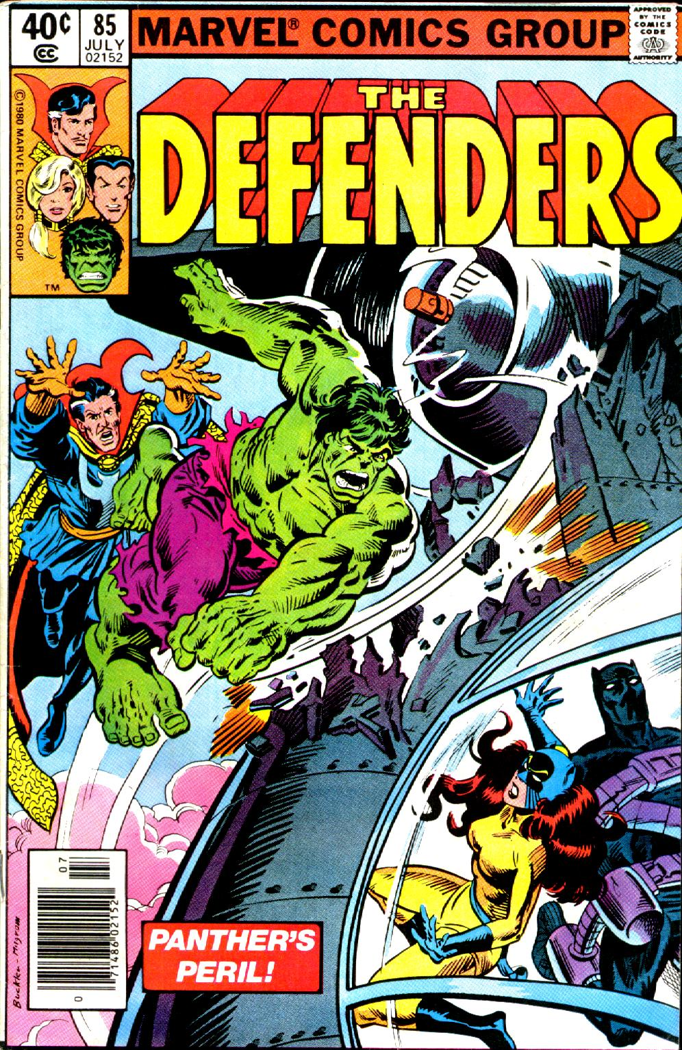 The Defenders (1972) 85 Page 1