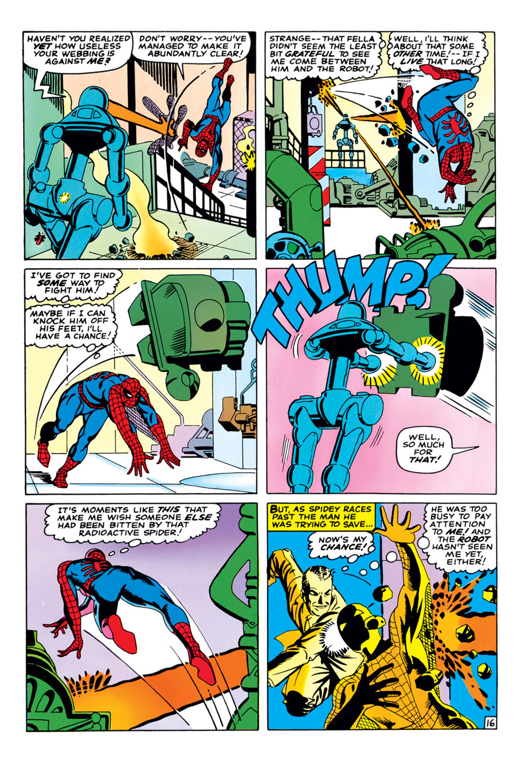 The Amazing Spider-Man (1963) 37 Page 16
