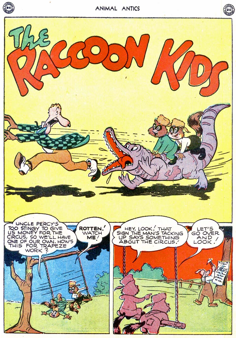Read online Animal Antics comic -  Issue #4 - 45