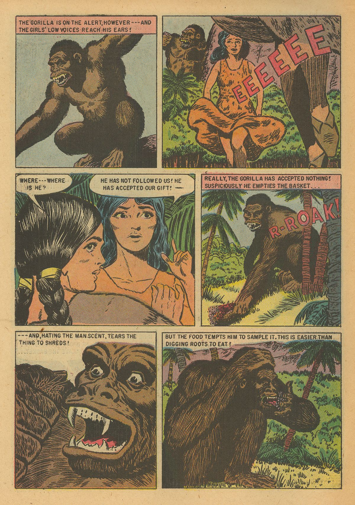 Read online Turok, Son of Stone comic -  Issue #6 - 10