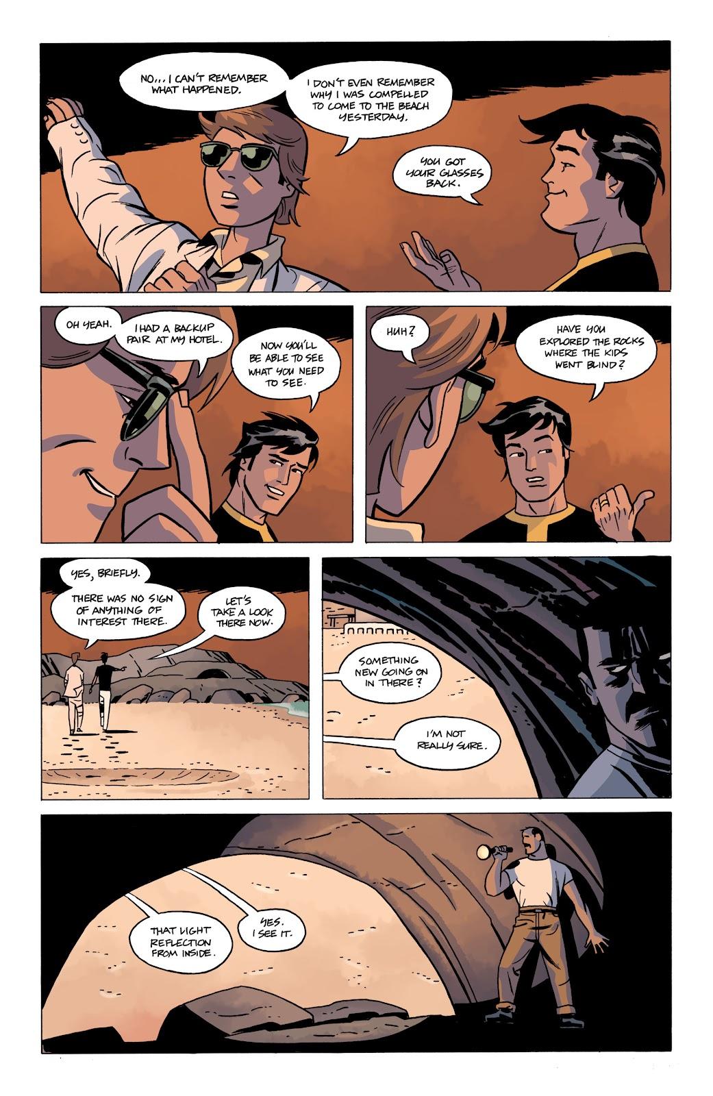 Read online The Twilight Children comic -  Issue #2 - 29