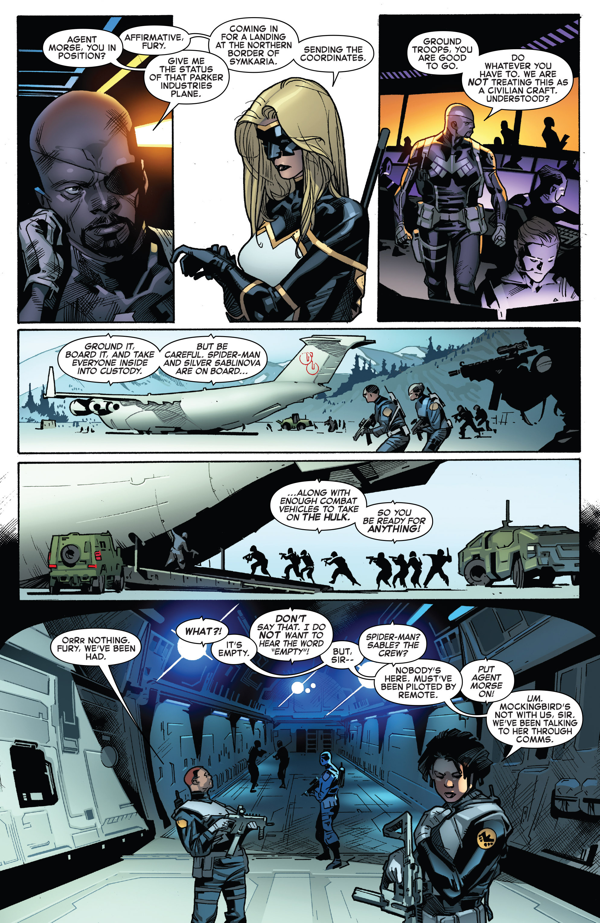 Read online The Amazing Spider-Man (2015) comic -  Issue #27 - 8