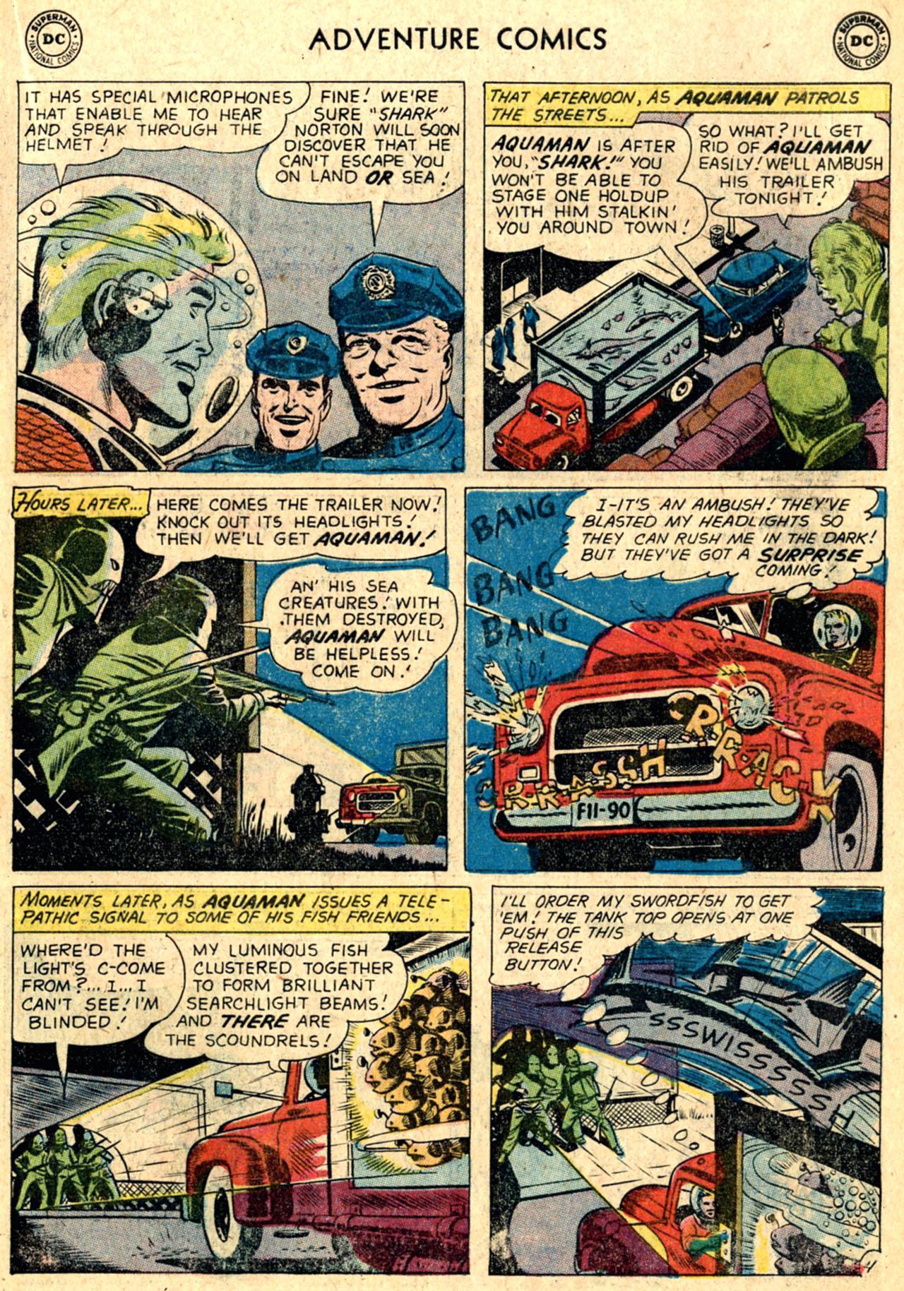 Read online Adventure Comics (1938) comic -  Issue #267 - 19