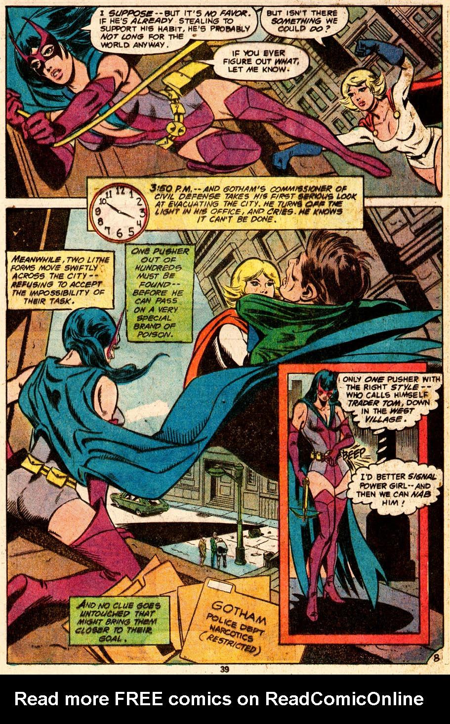 Read online Adventure Comics (1938) comic -  Issue #465 - 40