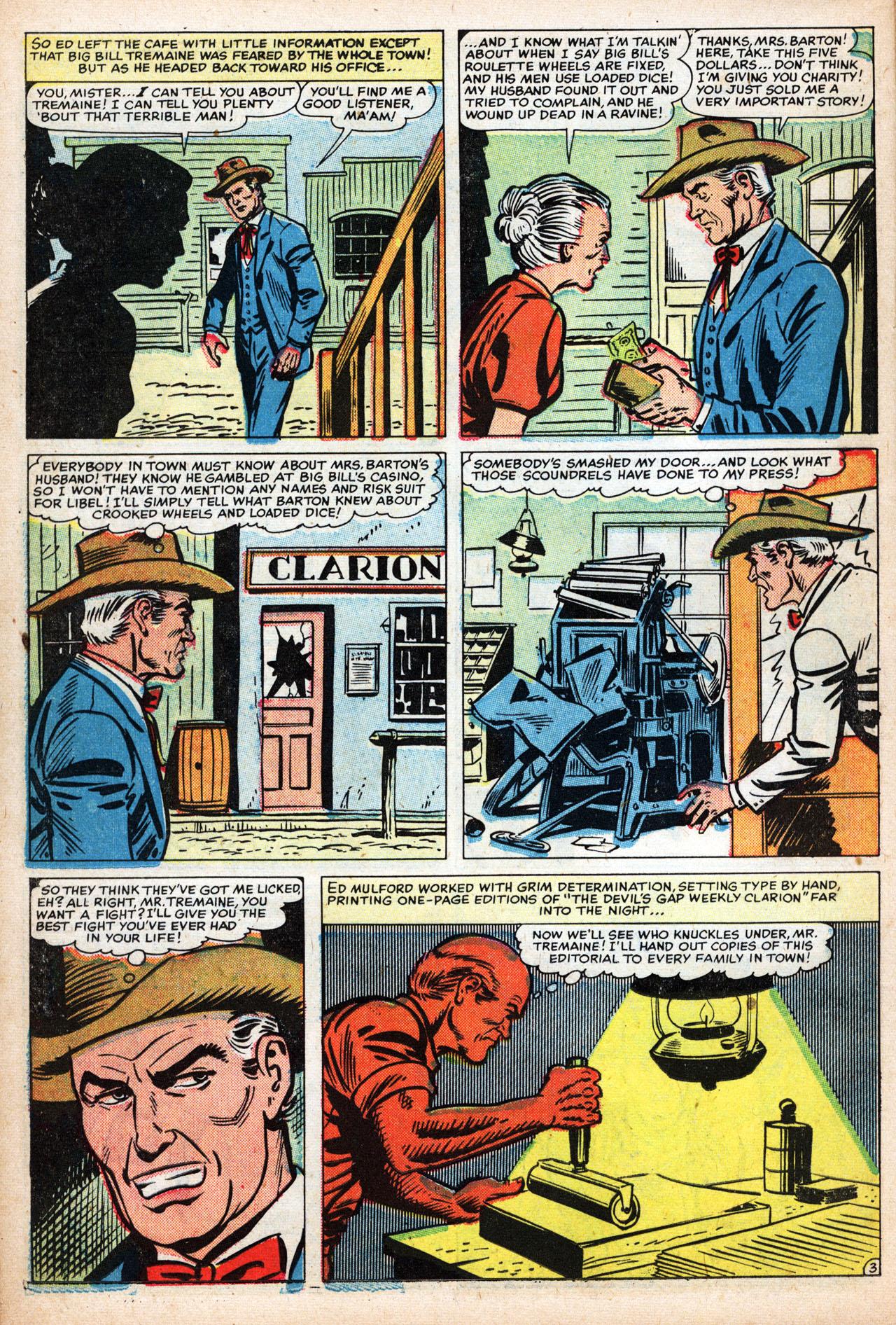 Read online Two-Gun Kid comic -  Issue #42 - 22