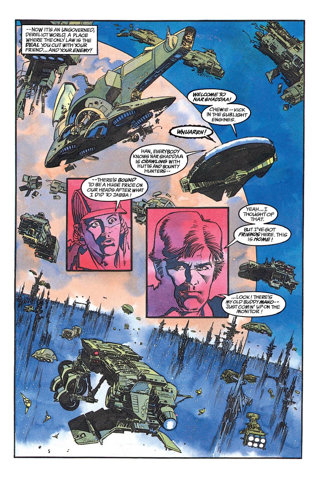 Read online Star Wars: Dark Empire Trilogy comic -  Issue # TPB (Part 1) - 71