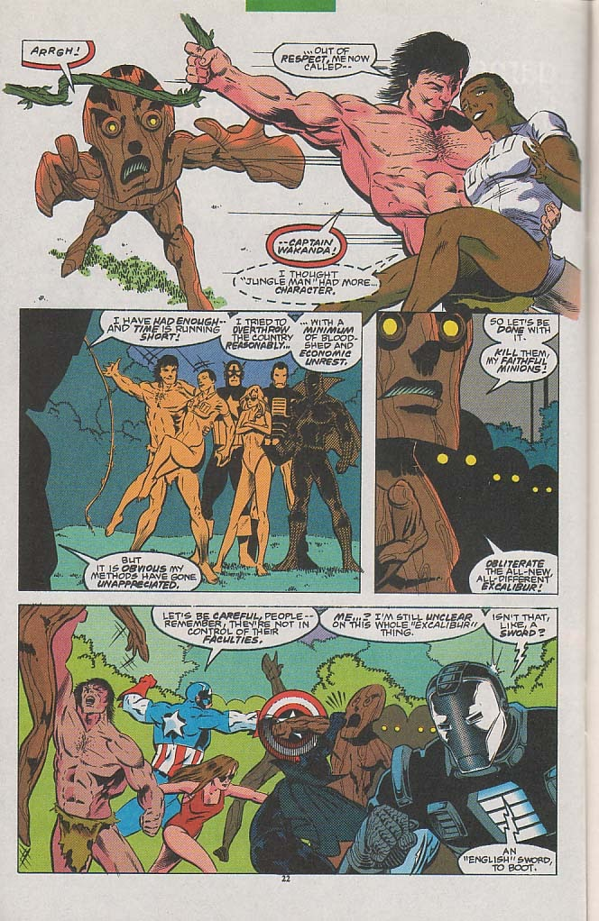 Excalibur (1988) issue 60 - Page 15
