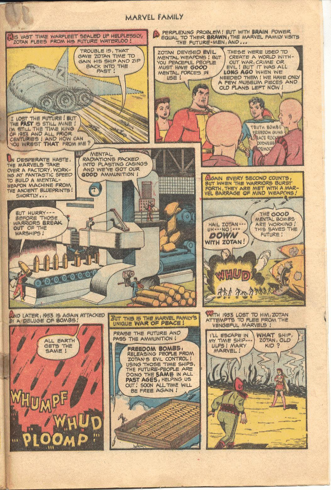 The Marvel Family issue 88 - Page 33