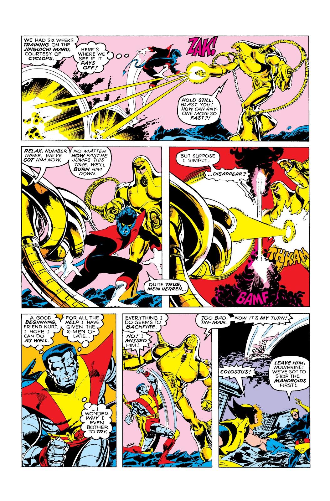 Uncanny X-Men (1963) issue 118 - Page 14