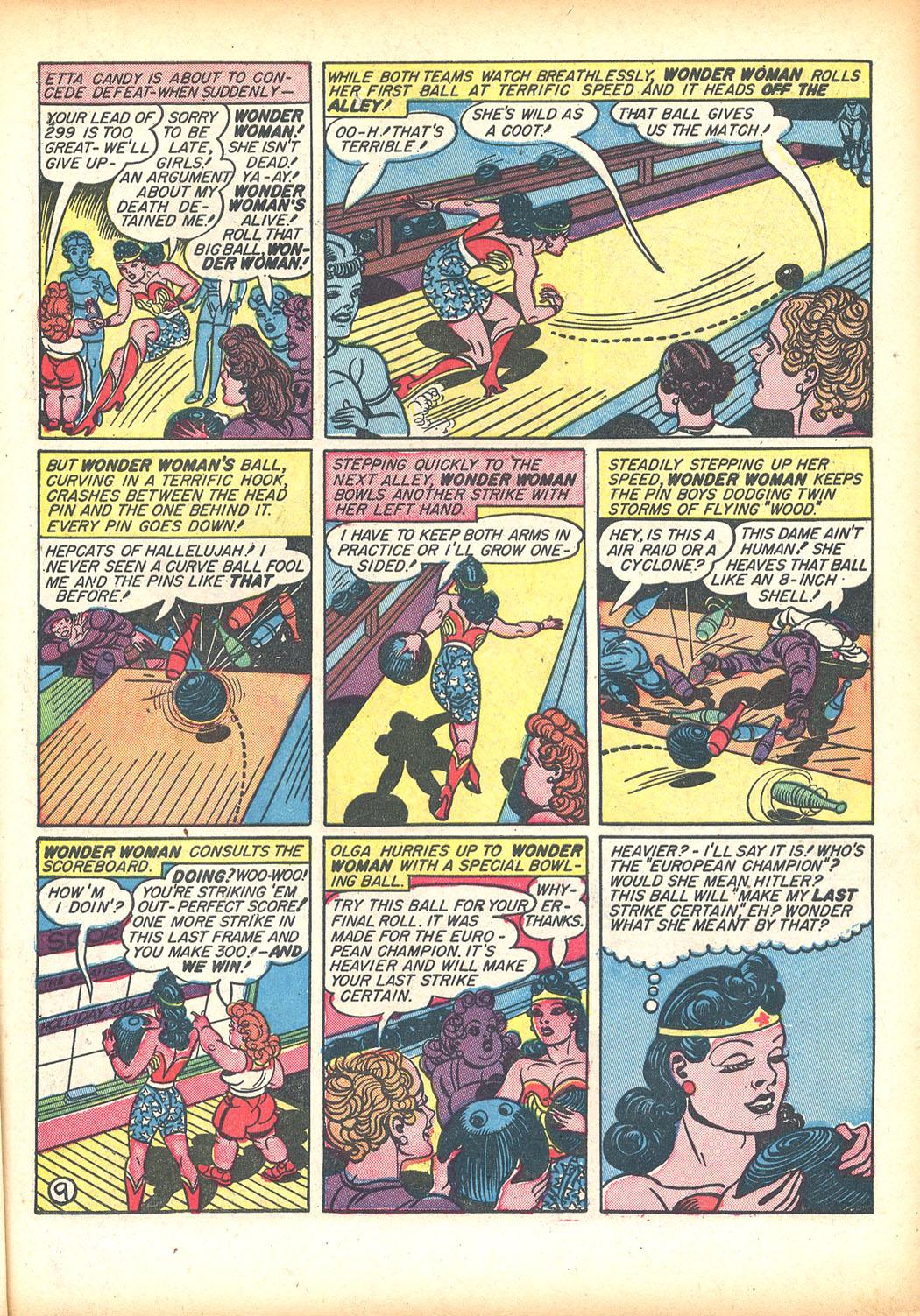 Read online Sensation (Mystery) Comics comic -  Issue #13 - 11