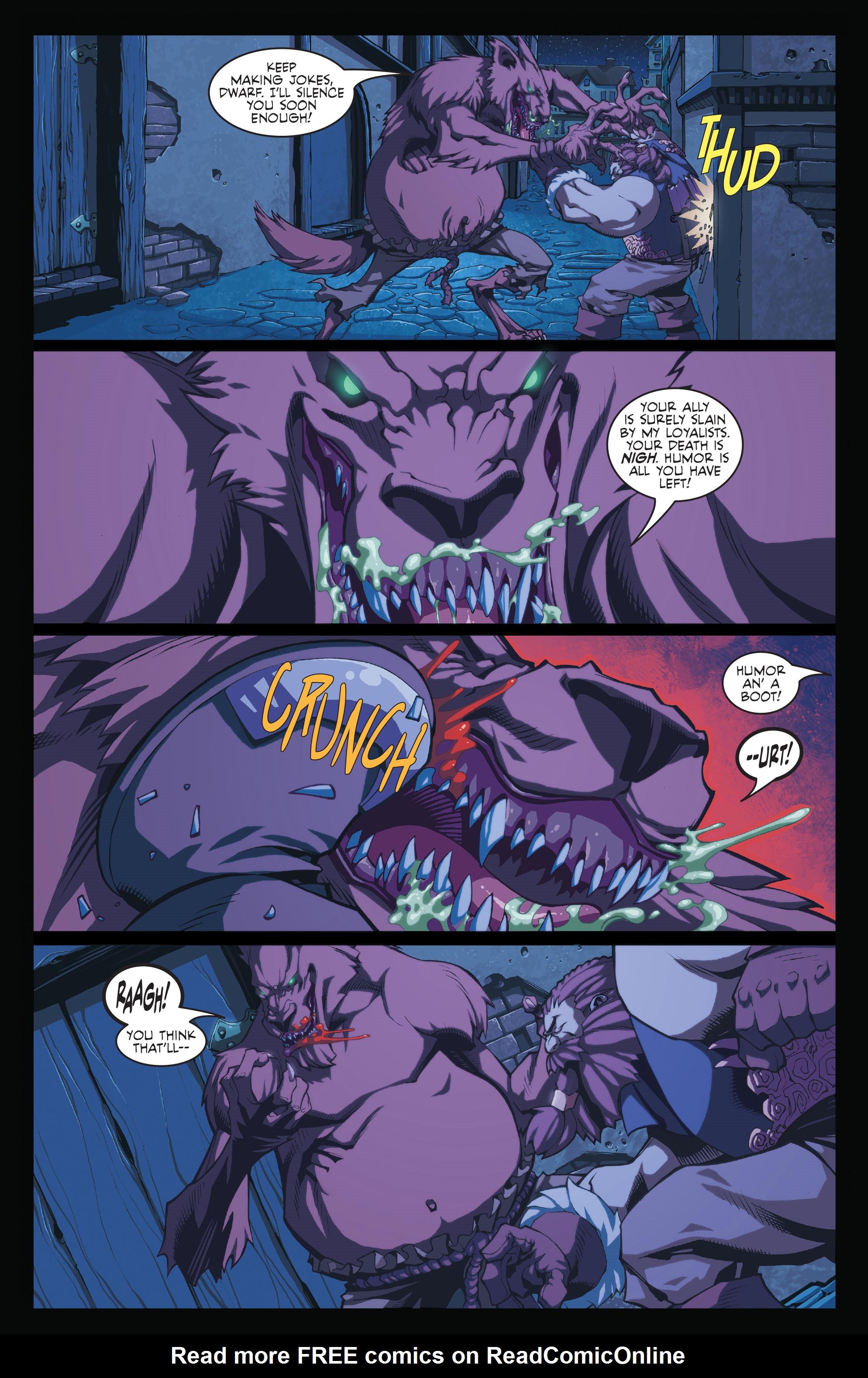 Read online Skullkickers comic -  Issue #1 - 4