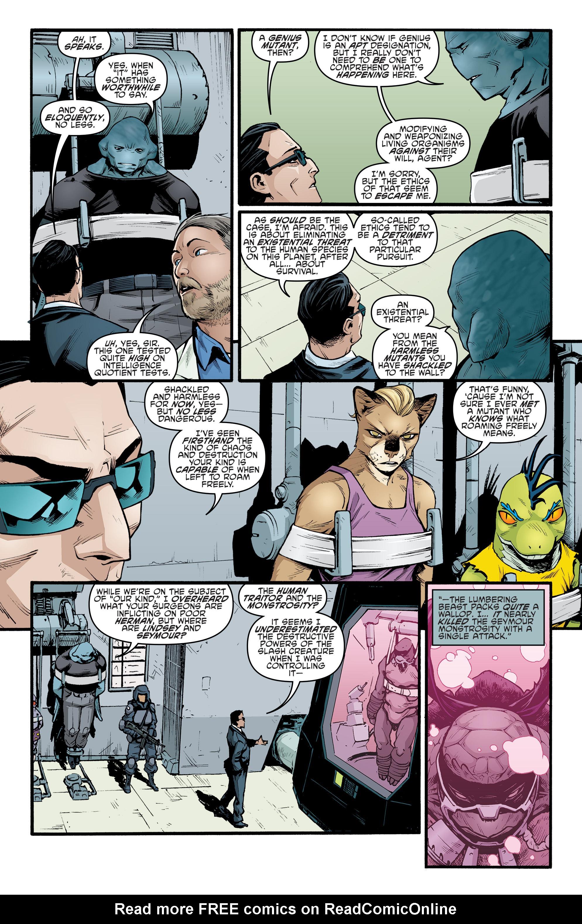Read online Teenage Mutant Ninja Turtles (2011) comic -  Issue #68 - 10