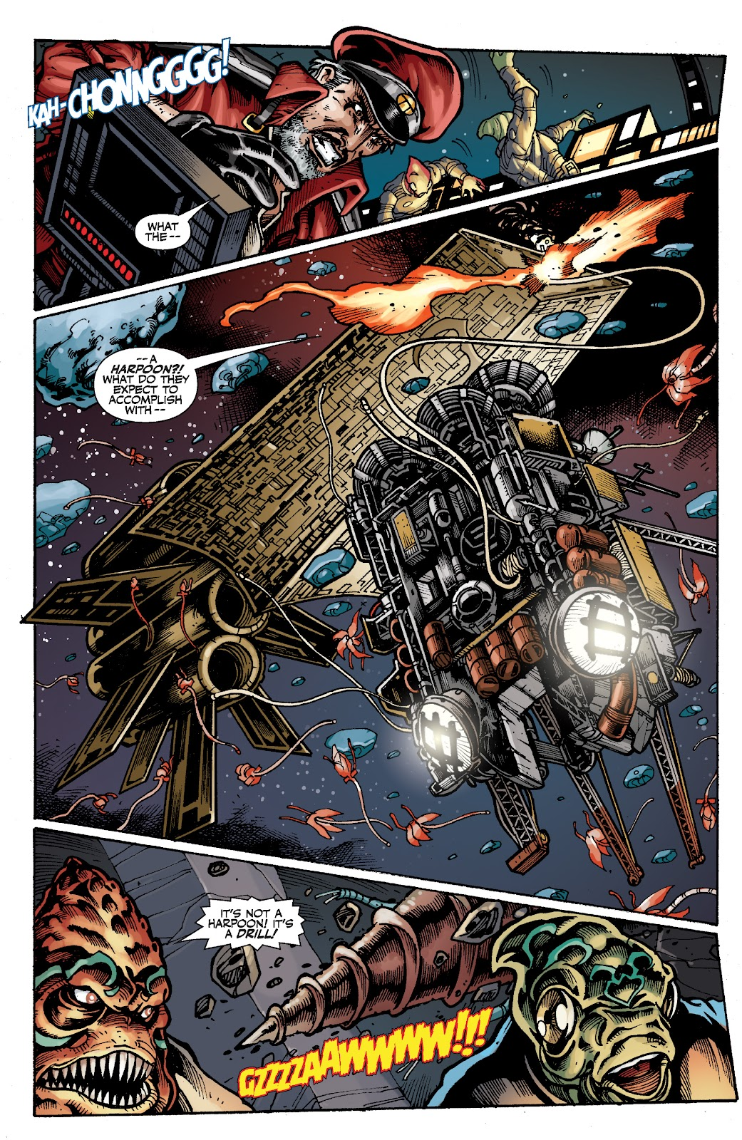 Read online Star Wars Legends: The Old Republic - Epic Collection comic -  Issue # TPB 3 (Part 2) - 56