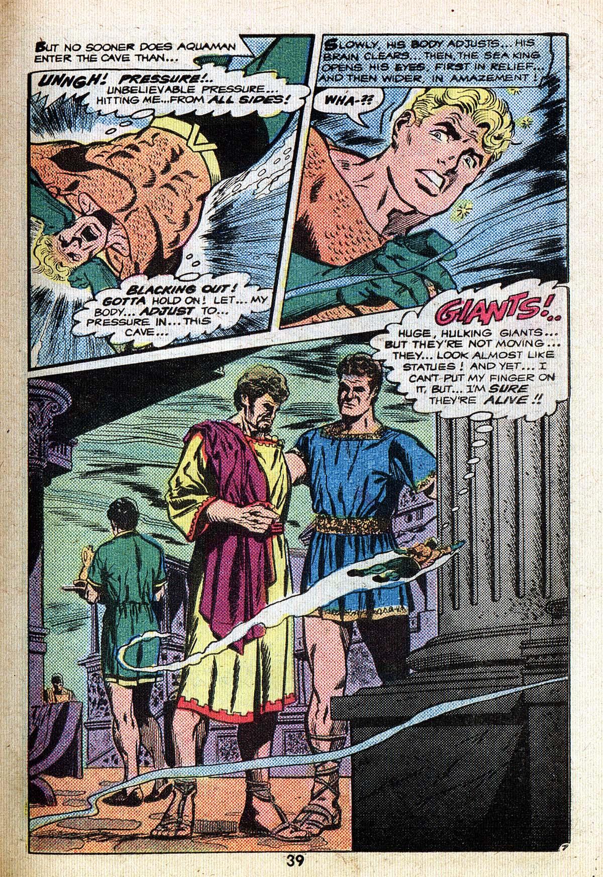 Read online Adventure Comics (1938) comic -  Issue #494 - 39