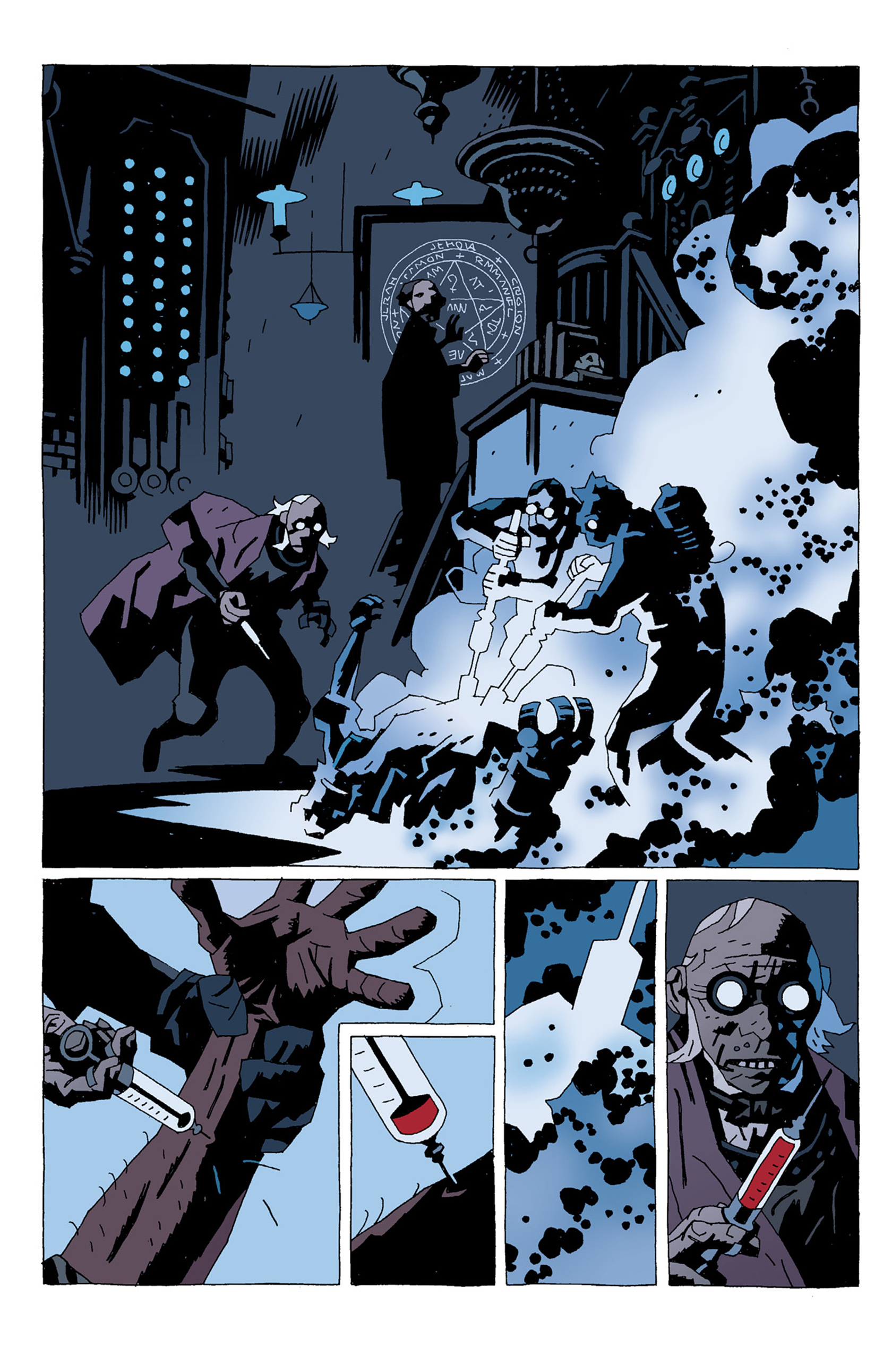 Read online Hellboy: The Troll Witch and Others comic -  Issue # TPB - 62