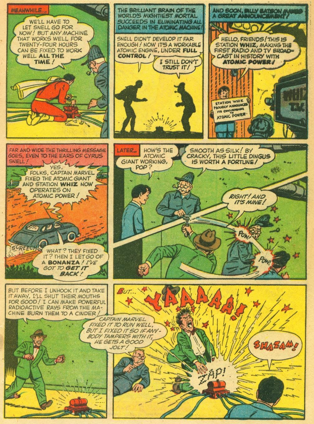 Captain Marvel Adventures issue 131 - Page 9