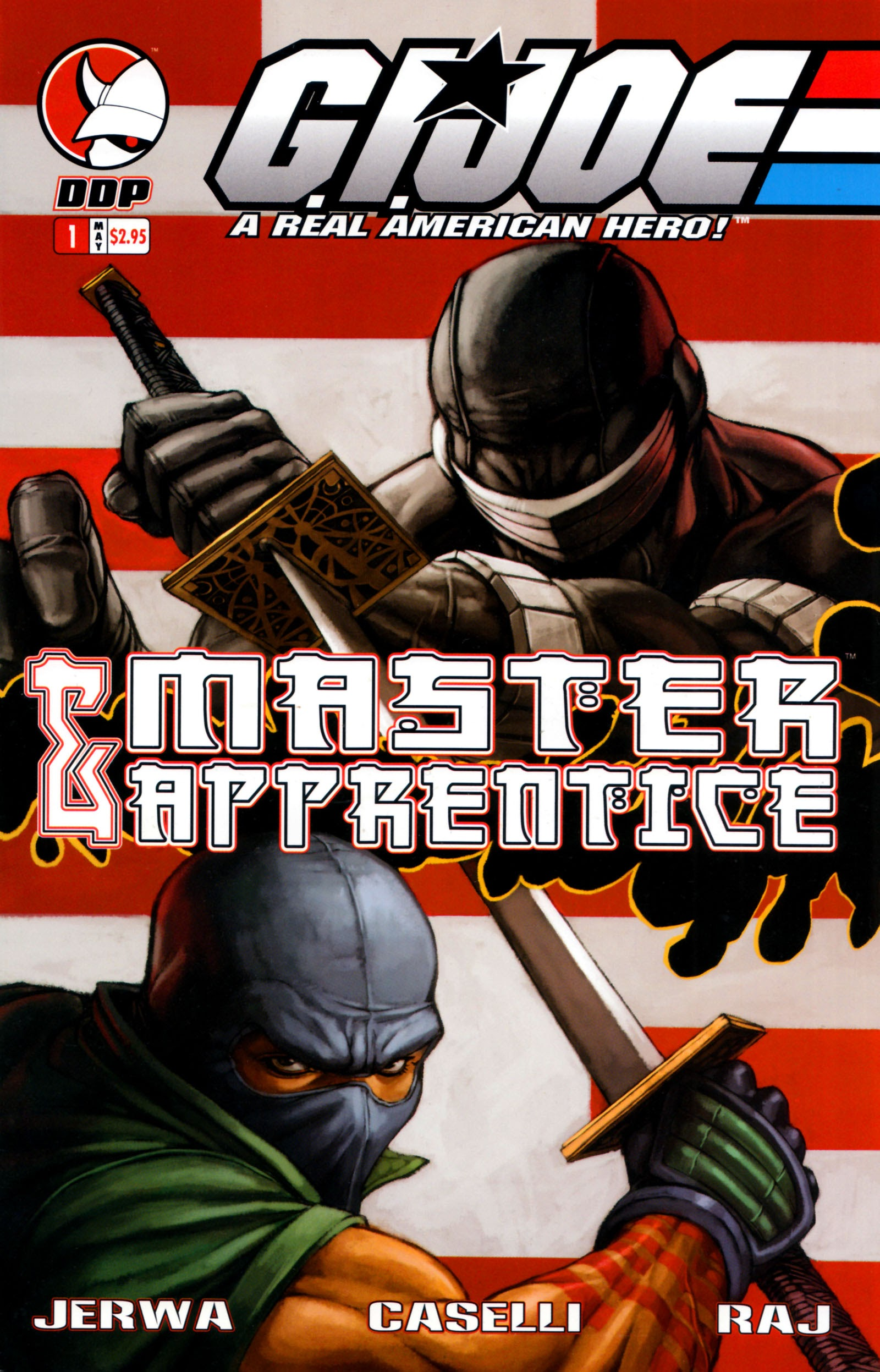 G.I. Joe: Master & Apprentice 1 Page 1